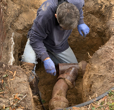 Sewer Line Replacement Whittier